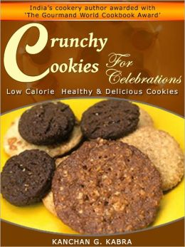 Crunchy Cookies For Celebrations