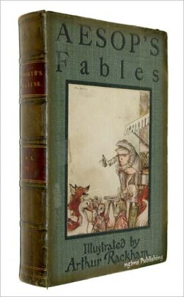 Aesop's Fables (Illustrated by Arthur Rackham + link to download FREE audiobook + Active TOC)