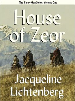 House of Zeor (Sime~Gen, Book 1)