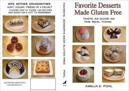 Favorite Deserts Made Gluten Free