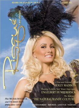 Risque Las Vegas Entertainment Holly Madison