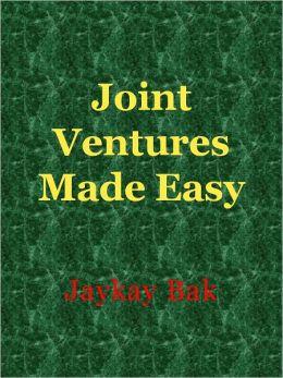 Joint Ventures Made Easy