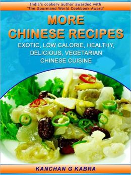 More Chinese Recipes