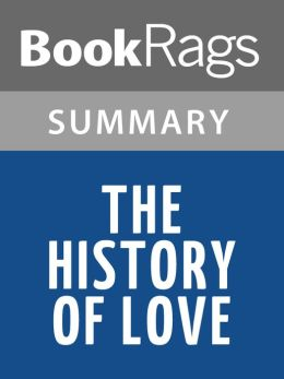 The History of Love by Nicole Krauss l Summary & Study Guide