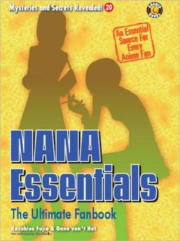 NANA Essentials: The Ultimate Fanbook