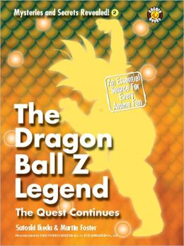 The Dragon Ball Z Legend: The Quest Continues