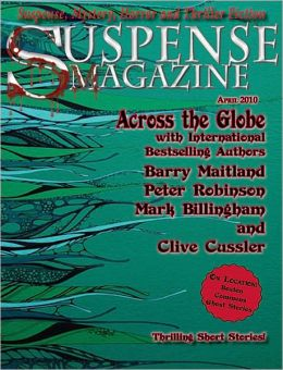Suspense Magazine April 2010