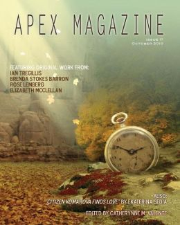 Apex Magazine - October 2010 (Issue 17)