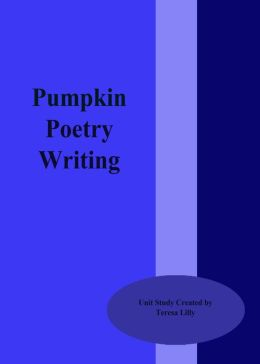 Pumpkin Poetry Writing