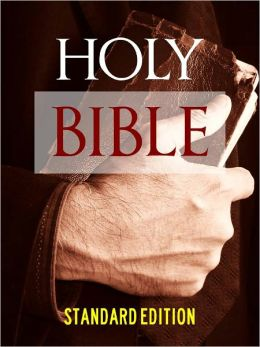 HOLY BIBLE STANDARD EDITION (Fully Interactive Table of Contents with Nook DirectLink Technology) Complete Old Testament and New Testament ILLUSTRATED (Bible for Nook / Nook Bible) The Holy Bible Standard Bible ASV