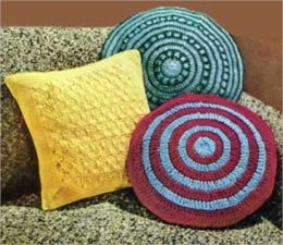 Varied Unique Homemade Vintage Crochet Patterns
