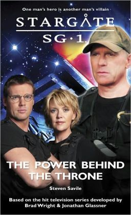 STARGATE - SG1 - The Power Behind the Throne