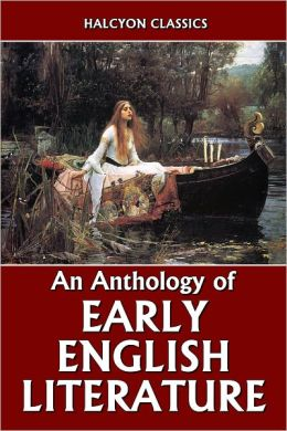 An Anthology of Early English Literature