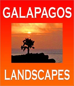 Galapagos Islands Landscapes in Herman Melville's The Encantadas or Enchanted Isles from The Piazza Tales, Illustrated with scenic photographs from Ecuador's Galapagos Archipelago made famous by Charles Darwin