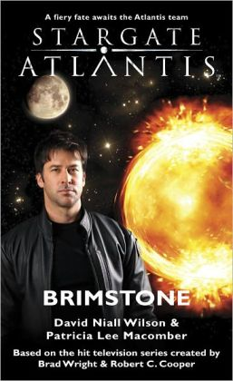 Stargate Atlantis #15: Brimstone