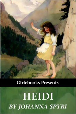 Heidi (Illustrated by Maria L. Kirk)