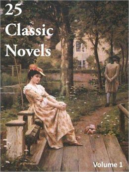 25 Classic Novels Volume 1 (Great Expectations, Moll Flanders, Siddhartha, Age of Innocence, Ben-Hur, Far from the Madding Crowd, Frankenstein, Howards End, Jane Eyre, Tristram Shandy, Last of the Mohicans, Man in the Iron Mask, Babbitt, +)