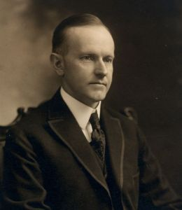 President Calvin Coolidge State of the Unions