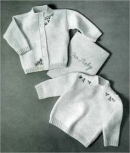 Knitted Sweater Patterns For Children 1-3