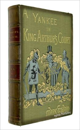 A Connecticut Yankee in King Arthur's Court (Illustrated + FREE audiobook link + Active TOC)