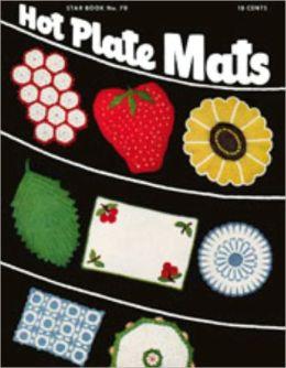 Vintage Crochet Patterns for Hot Plates