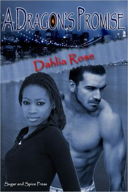 A Dragon's Promise [Interracial Shifter Erotic Romance]