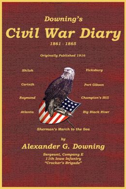 Downing's Civil War Diary