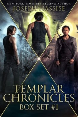 The Templar Chronicles Box Set (Contemporary Urban Fantasy)