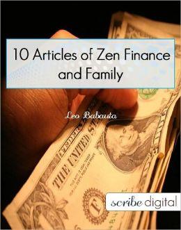 Zen Finance and Family