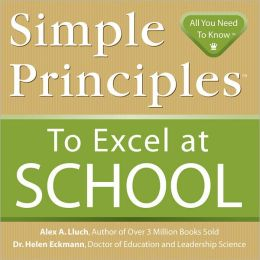 Simple Principles to Excel at School