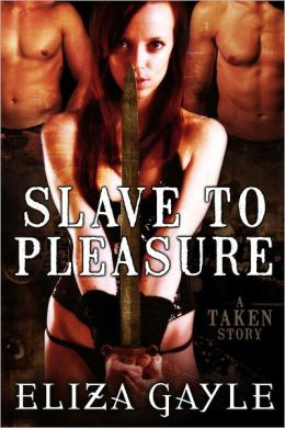 Slave to Pleasure (Fantasy Menage Erotic Romance BDSM)