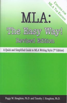 MLA: The Easy Way!