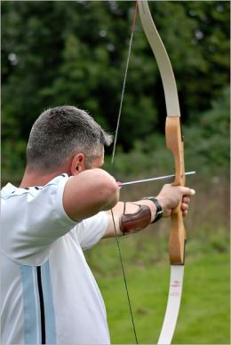 Archery ~ Learn about all the different types of archery and their equipment
