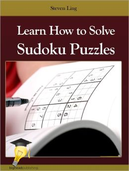 Learn How to Solve Sudoku Puzzles