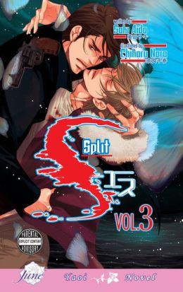 S Vol. 3: Split (Yaoi Novel)