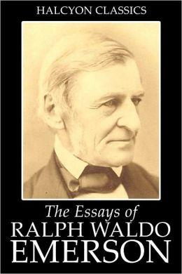 ralph emerson essays