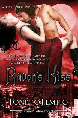 RAVEN'S KISS, A Paranormal Romance