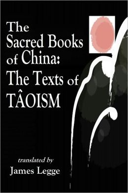 THE SACRED BOOKS OF CHINA: THE TEXTS OF TÂOISM