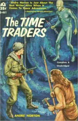 The Time Traders (Time Traders Series #1) (Formatted & Optimized for Nook)