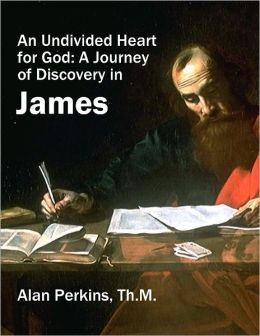 James Bible Study Guide