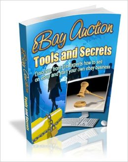 eBay Auction Tools and Secrets