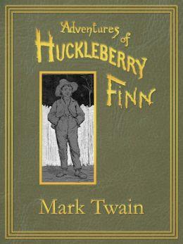 Huckleberry finn critical essay