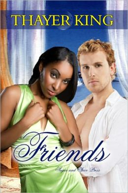 Friends [Interracial Contemporary Romance]