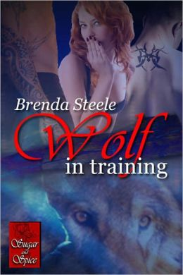 Wolf in Training [Menage Shifter Erotic Romance]