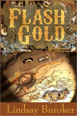 Flash Gold (a steampunk novella set in the Yukon)