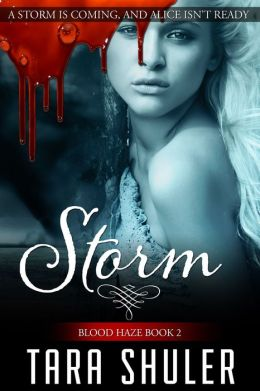 Storm (Blood Haze: Book Two) A Paranormal Romance