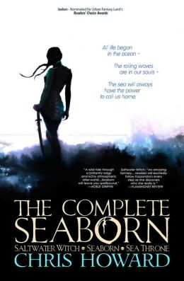 The Complete Seaborn (Saltwater Witch - Seaborn - Sea Throne)
