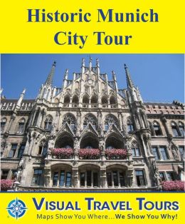 HISTORIC MUNICH CITY TOUR - A Self-guided Walking Tour. Includes insider tips and photos of all locations. Explore on your own schedule. Like a friend to show you around!