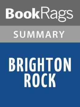 Brighton Rock by Graham Greene l Summary & Study Guide