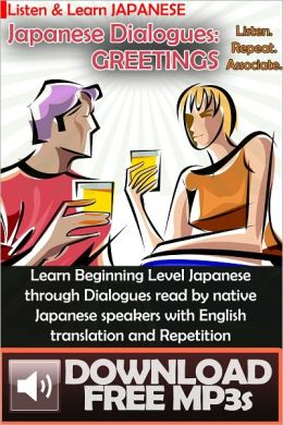 Japanese Dialogues: Meeting and Greeting